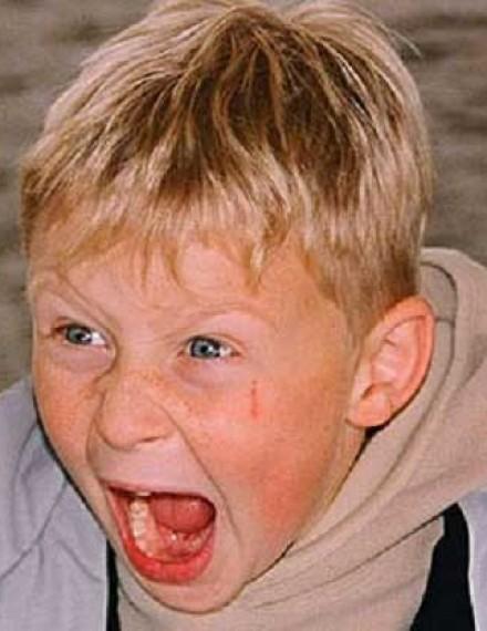 與孩子一起學習面對情緒五要點