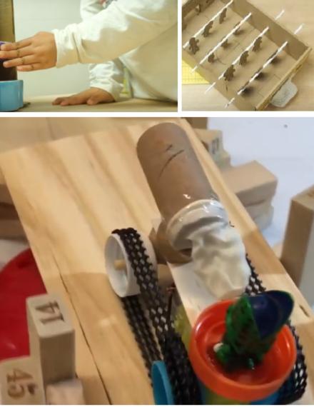 自製玩具 (小學以上程度)